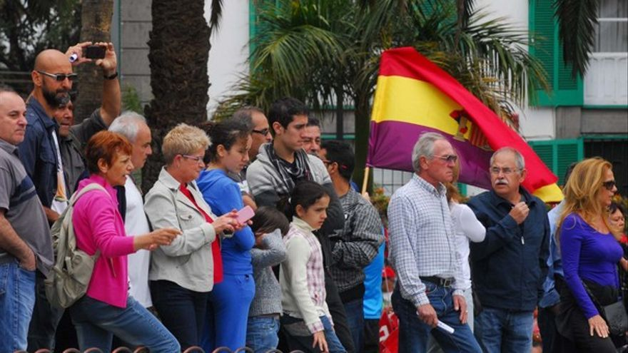 De la manifestación en LPGC #8