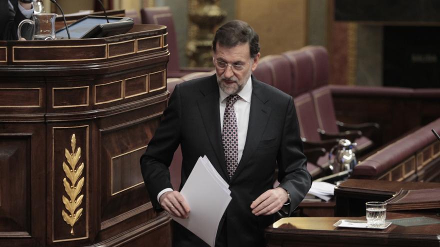 """Rajoy: """"Hemos tomado una decisión sobre el rescate: la decisión de no pedirlo"""""""