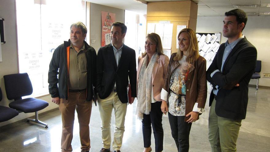 """Zalba (PPN) considera """"repugnante"""" que el PSOE equipare a Bildu con el PP en el veto de pactos"""