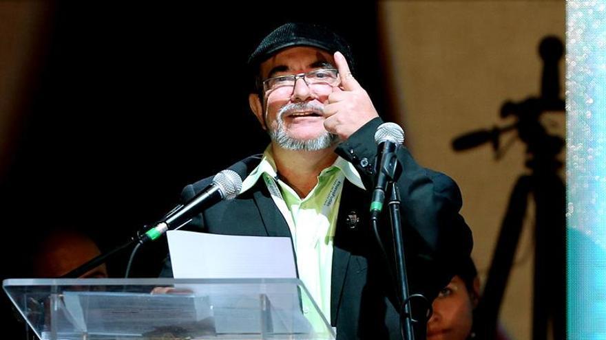 """Timochenko pide a la FARC mantener la """"cohesión"""" tras la detención de Santrich"""