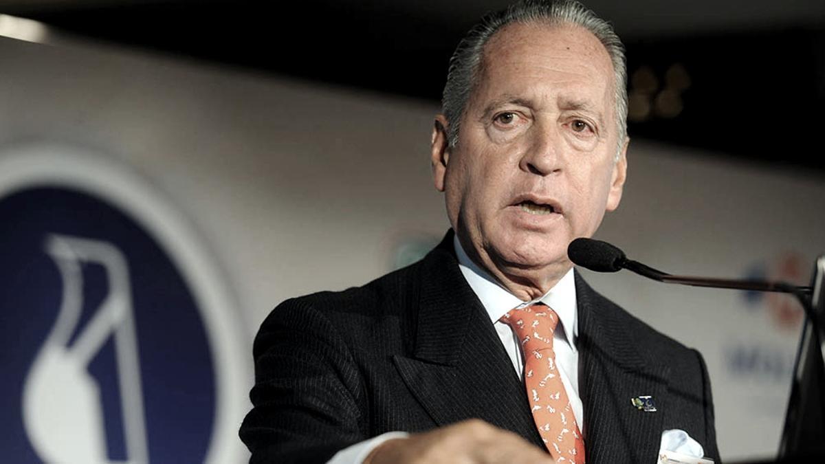 El nuevo presidente  de la UIA, Daniel Funes de Rioja