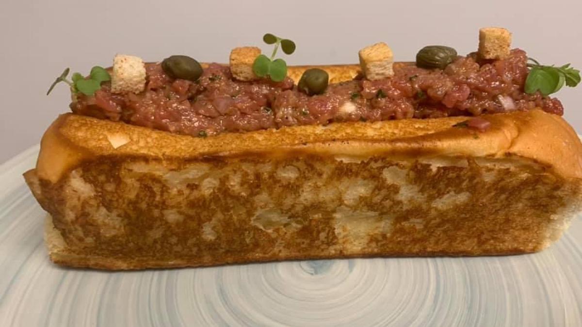 Steak Tartar de Deliciosa Marta