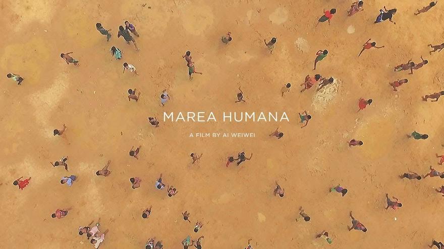 Cartel de la película dirigida por Ai Weiwei