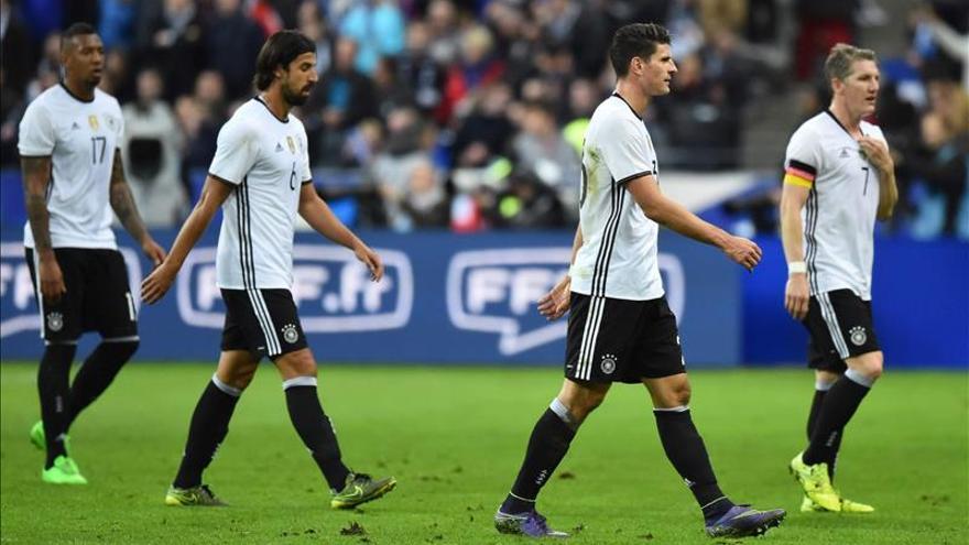 La selección alemana cancela su entrenamiento de regreso tras los atentados