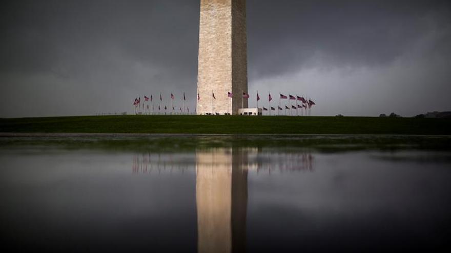 El Monumento a Washington permanecerá cerrado hasta el año 2019