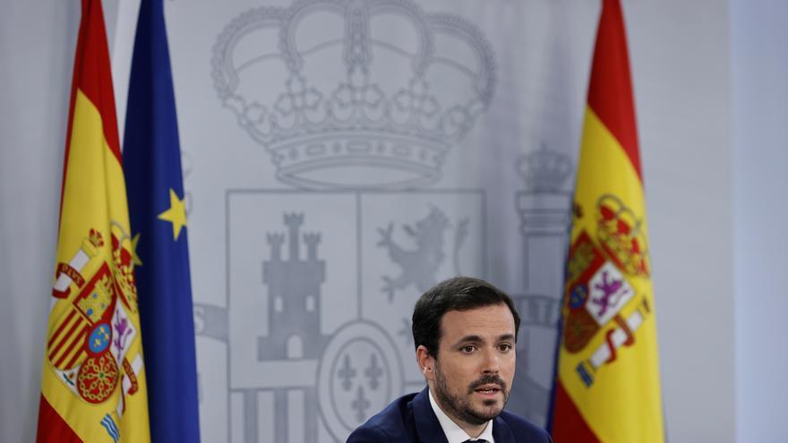 """Garzón aboga por cambiar el mercado de las energías porque es """"injusto"""""""