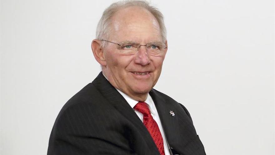"""Schäuble advierte a los británicos que """"nada es gratis"""" y que no habrá ventajas"""