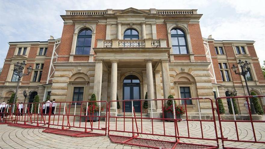 El Festival Richard Wagner de Bayreuth abre opacado por el miedo a atentados