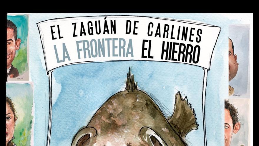 Exposición Carlines en el CIT El Hierro