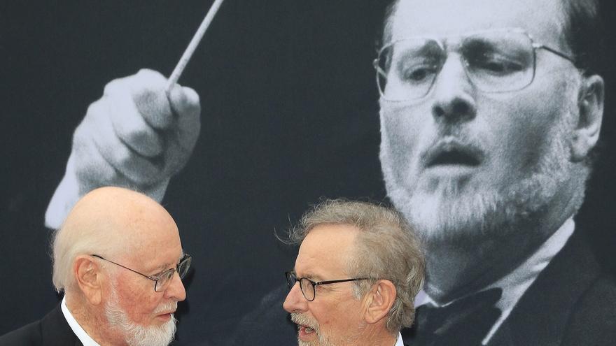 """Palau de la Música acoge estreno de John Williams,""""el Beethoven del siglo XX"""""""