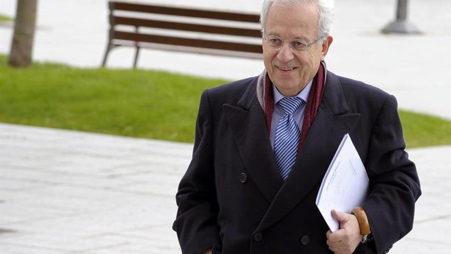 Jaime Ignacio del Burgo abandona las FAES en desacuerdo por desligarse del PP