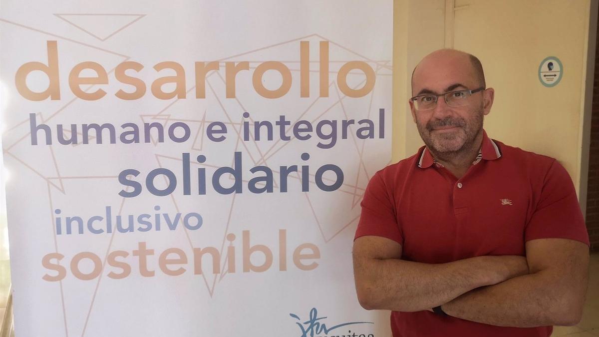 El director de la Fundación ETEA-Instituto de Desarrollo de la Universidad Loyola Andalucía, José Manuel Martín