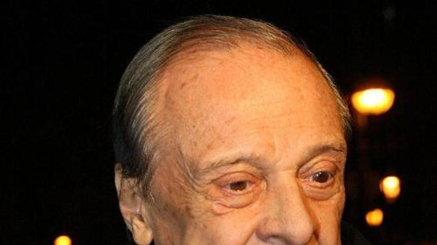 Sabino Fernández Campo.