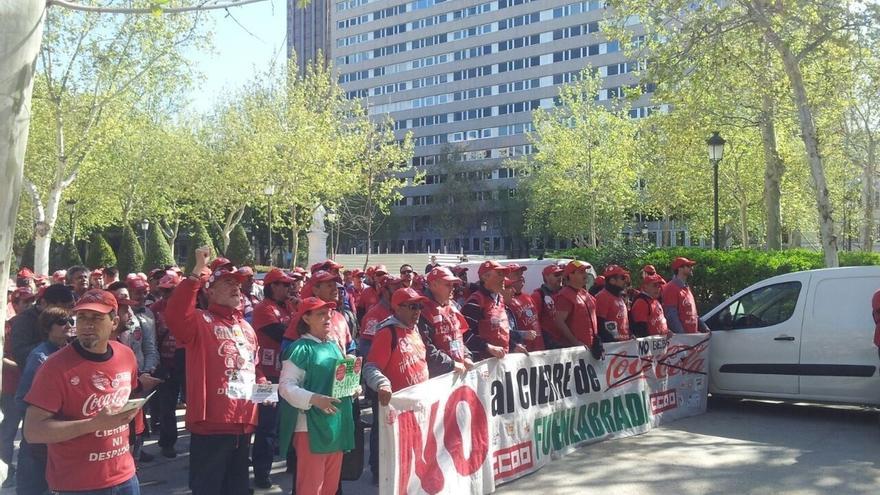 (Ampl.)El Supremo declara la nulidad del despido colectivo en Coca-Cola por vulneración del derecho de huelga