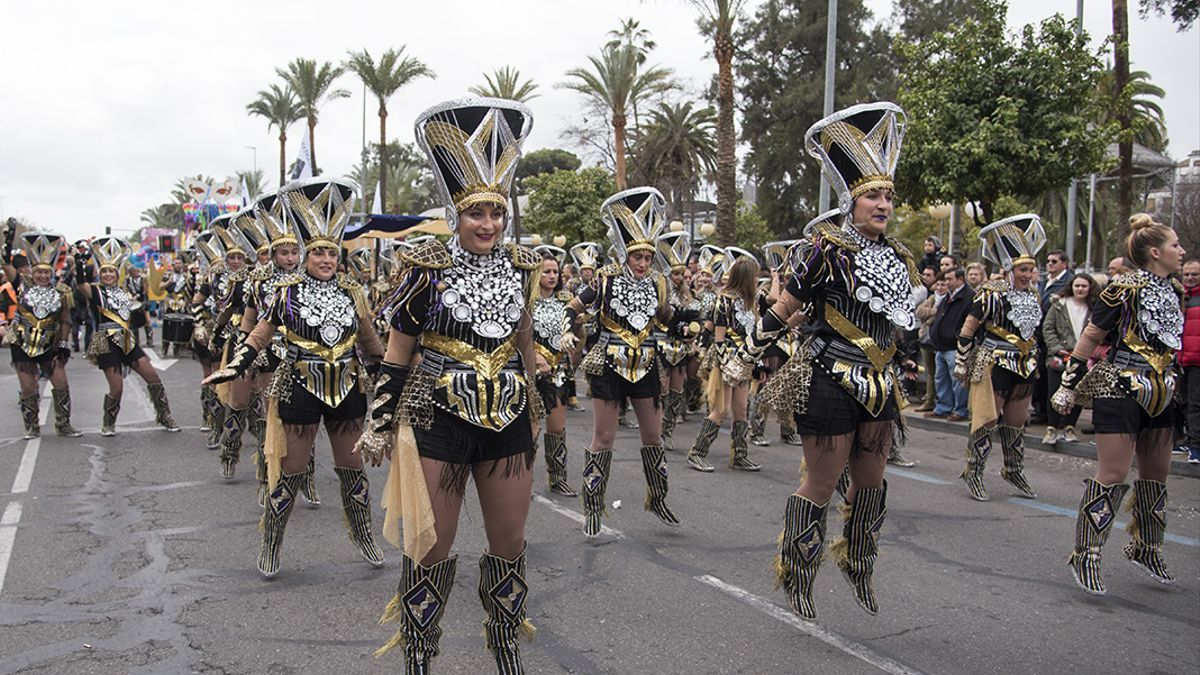Gran Desfile de Carnaval.