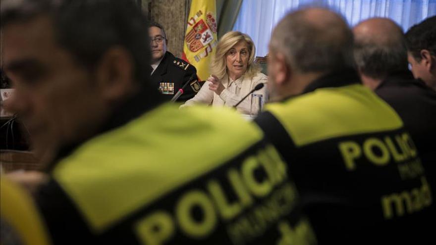 """Quinientos policías vigilarán las """"preuvas"""" y las uvas, mañana y el día 31"""