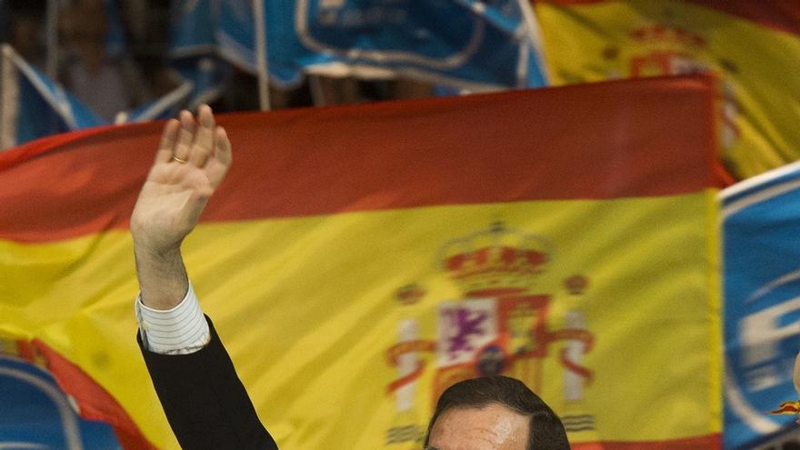 """Rajoy: """"A todos los que nos dieron su apoyo, que nos lo vuelvan a dar. No se van a arrepentir"""""""
