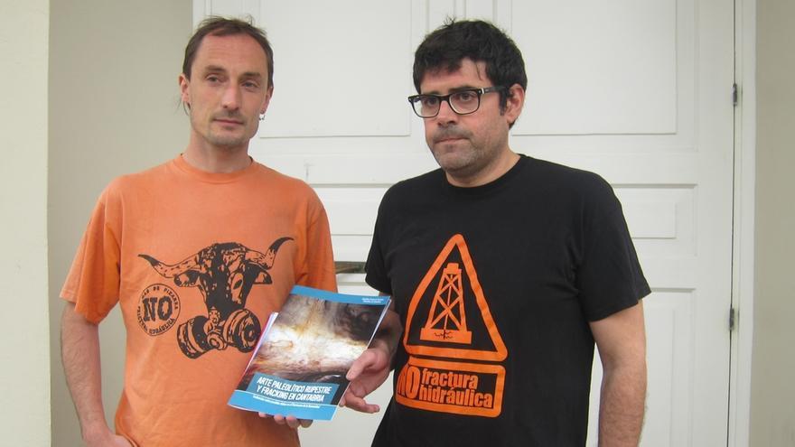 Asamblea contra el Fracking alerta a la UNESCO de posibles daños en cuevas rupestres de Cantabria