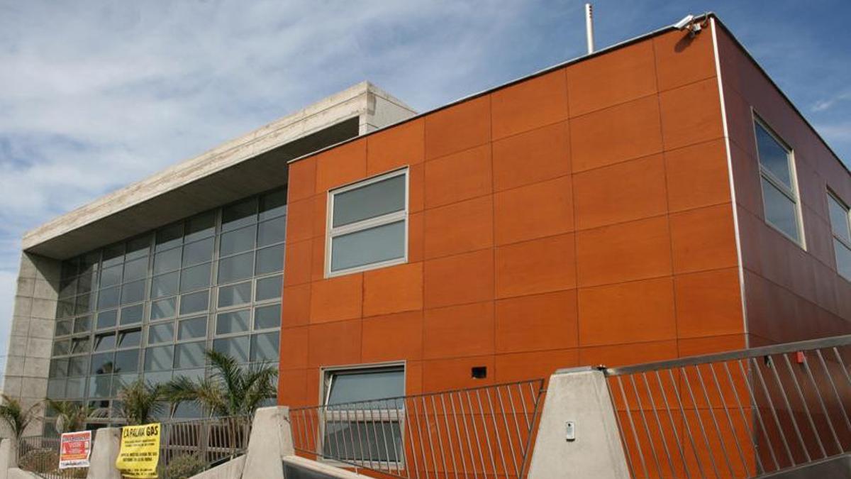 Centro Ocupacional Triana, en Los Llanos de Aridane.
