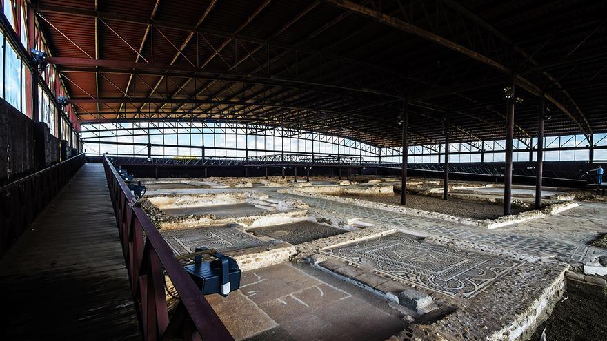 Casa de Materno- Carranque FOTO: Gobierno Castilla-La Mancha