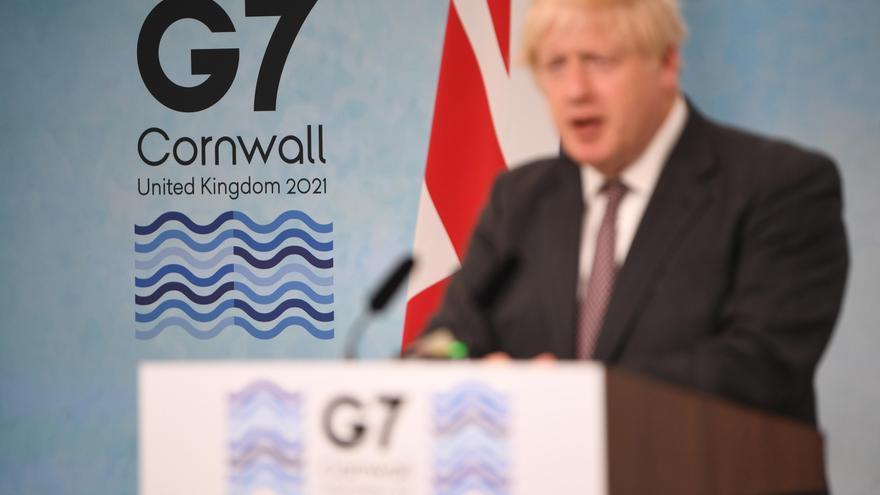 Johnson: Haré todo lo necesario para proteger la integridad territorial del país