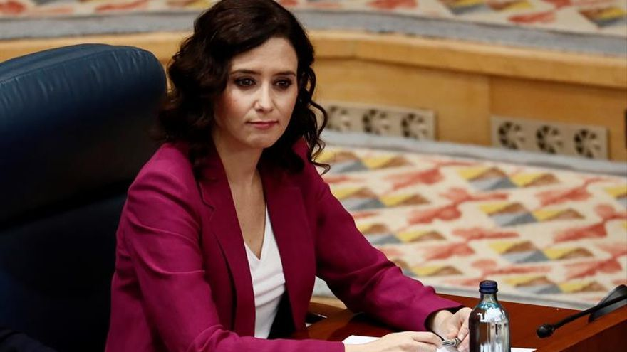 La candidata del PP dice que habrá entendimiento con Cs y Vox en Madrid