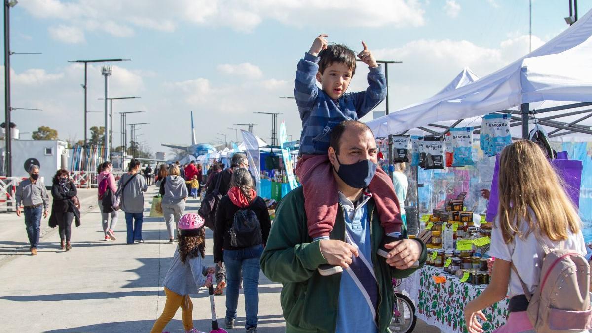 Vuelve la Feria Nuestra en Tecnópolis.