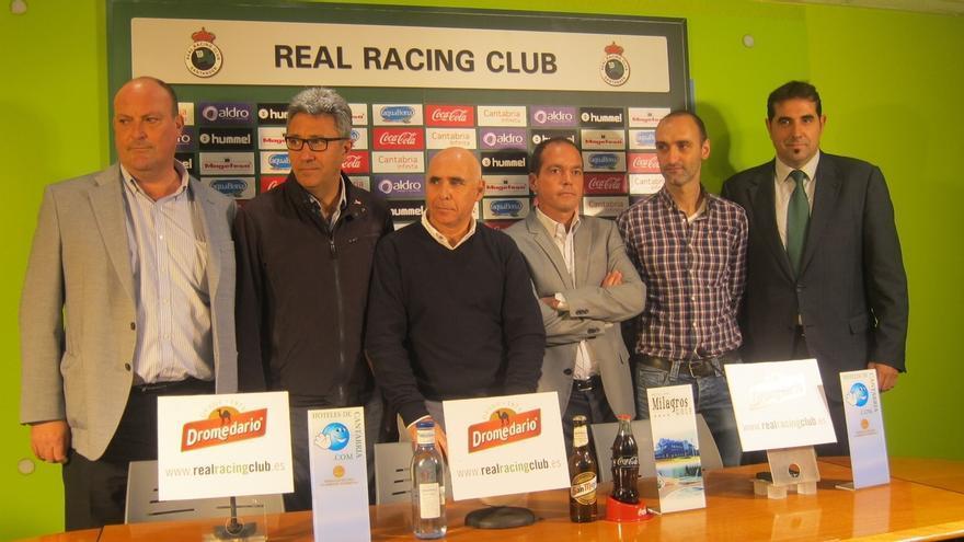 """AMPL La entrada del grupo PITMA acerca al Racing a la """"viabilidad"""" a falta de que el Gobierno aporte los 4 millones"""