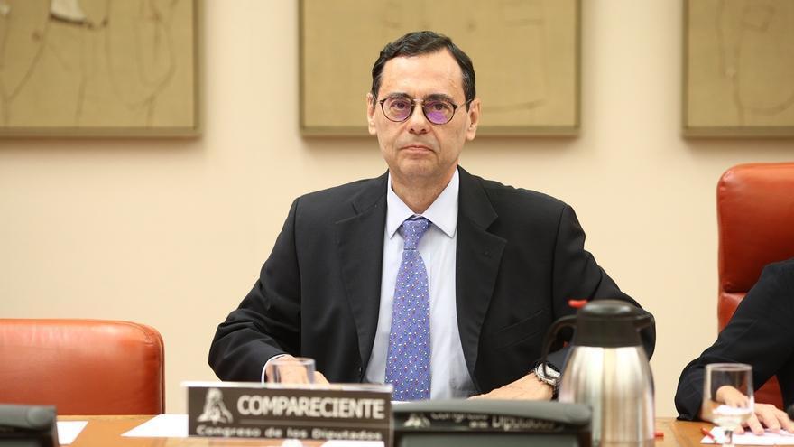 Caruana defiende que definir la tolerancia al riesgo depende de cada entidad y no del supervisor