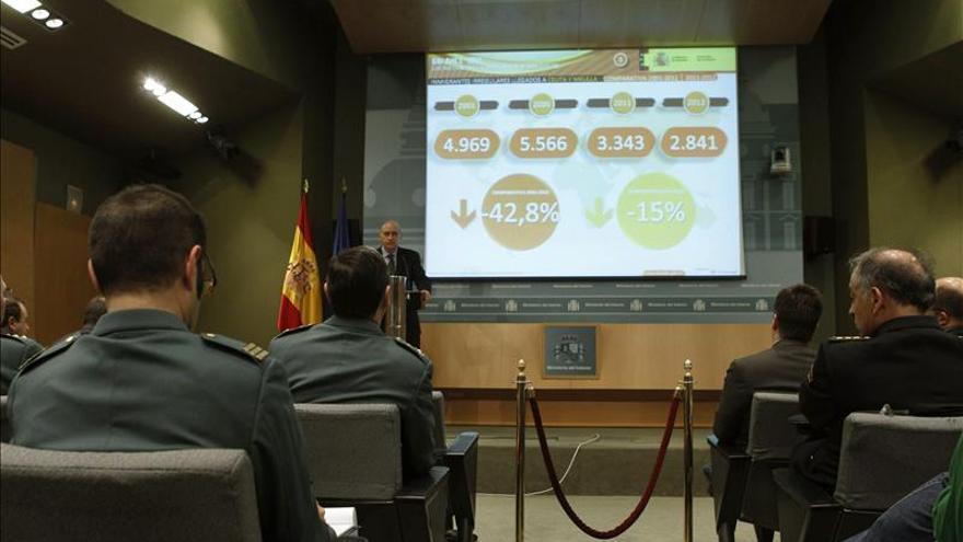 Interior se centra en Melilla y ve mermado el paso de irregulares a Canarias
