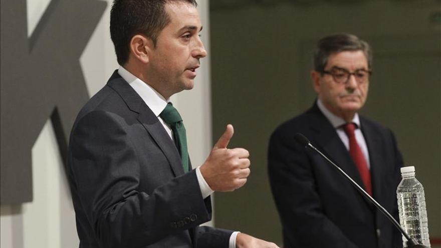 """El nuevo presidente de BBK promete """"valores, profesionalidad y prudencia"""""""