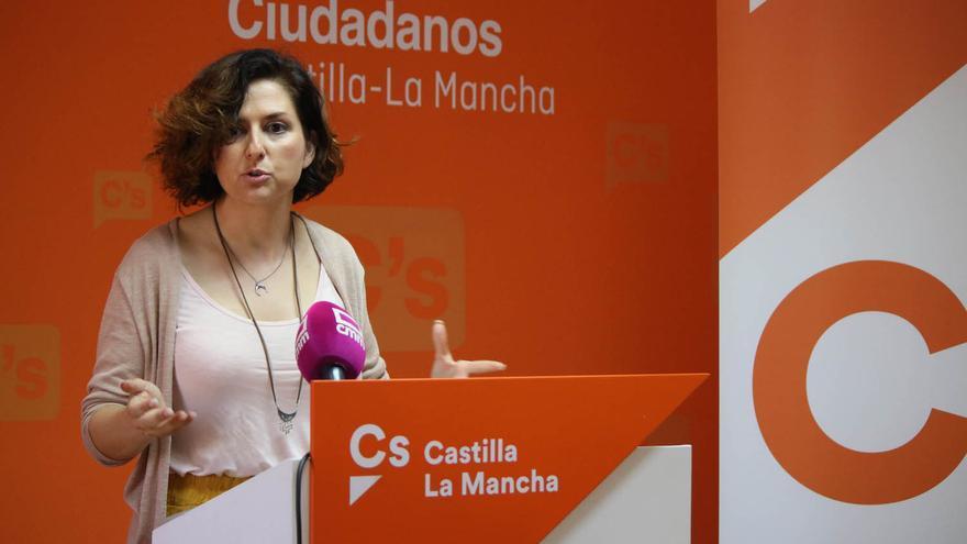 Orlena de Miguel. FOTO: Ciudadanos