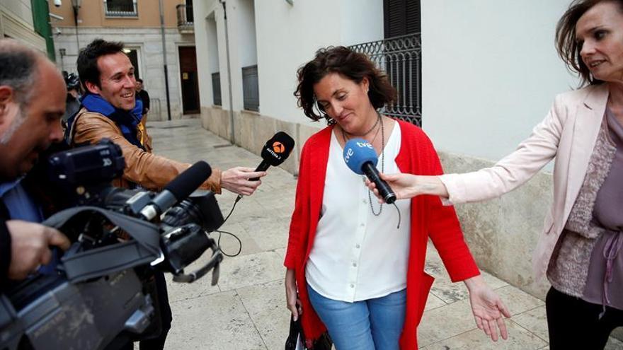 Una edil del PP investigada por blanqueo pide archivar la causa contra ella