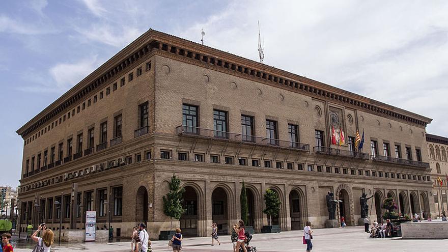 El Ayuntamiento de Zaragoza