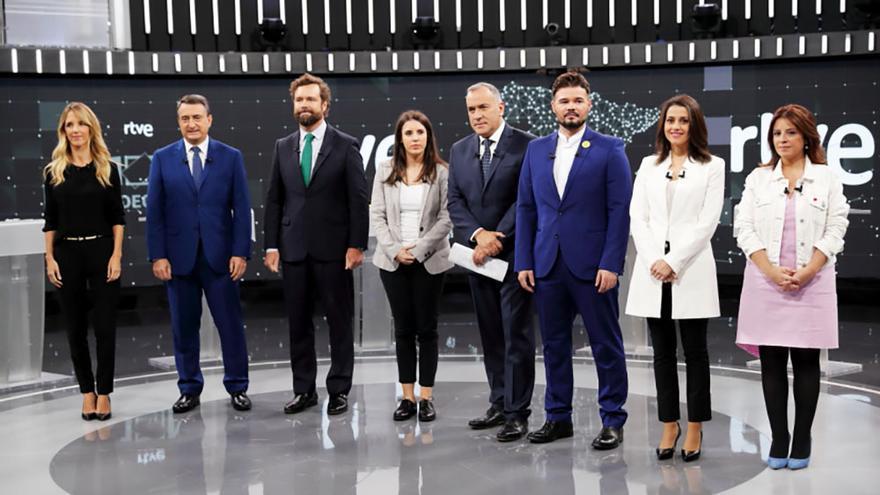 Esto empieza fuerte: viernes récord en TV con el primer debate (16.4% y 2.295.000)