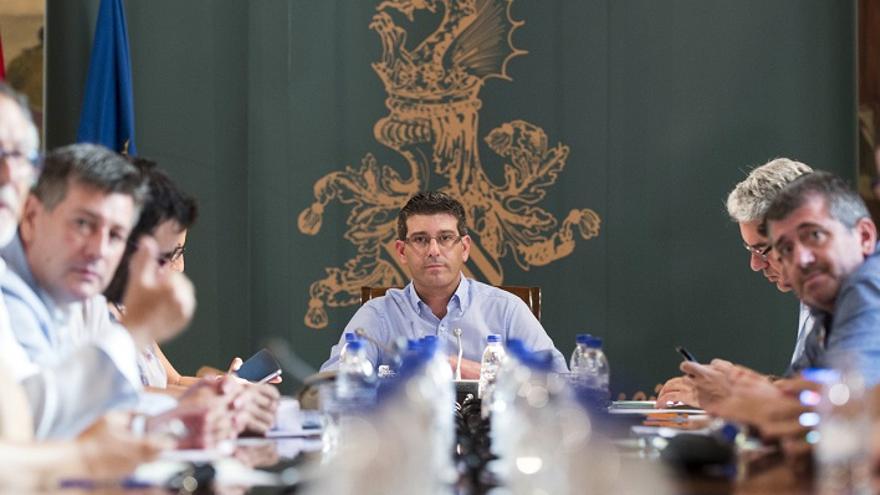 Jorge Rodríguez ha presidido el primer consejo de administración de Imelsa