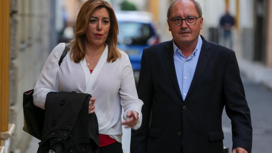 Cornejo (PSOE-A) llama al PSC a recapacitar y le recuerda que en 2010 se abstuvo en la investidura de Artur Mas