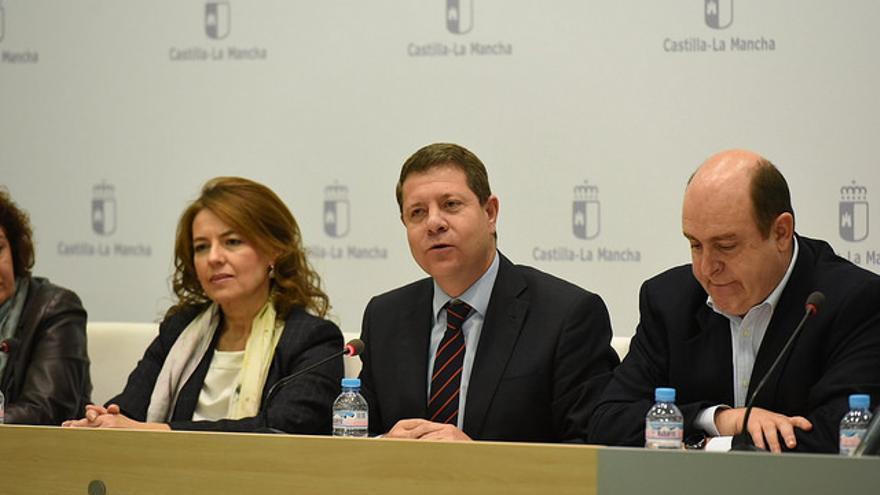Presentación de la Mesa del Tercer Sector de Castilla-La Mancha / JCCM