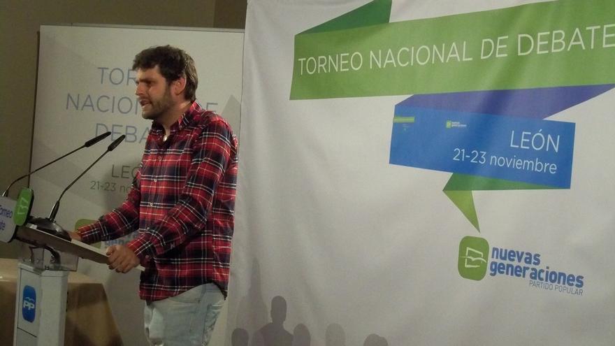 Arranca en León el I Torneo Nacional Debates de NNGG en el que participan más de 140 jóvenes