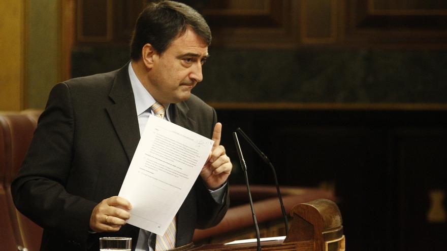 """El PNV se declara """"absolutamente decepcionado"""" con la falta de respuestas políticas del Gobierno Rajoy"""