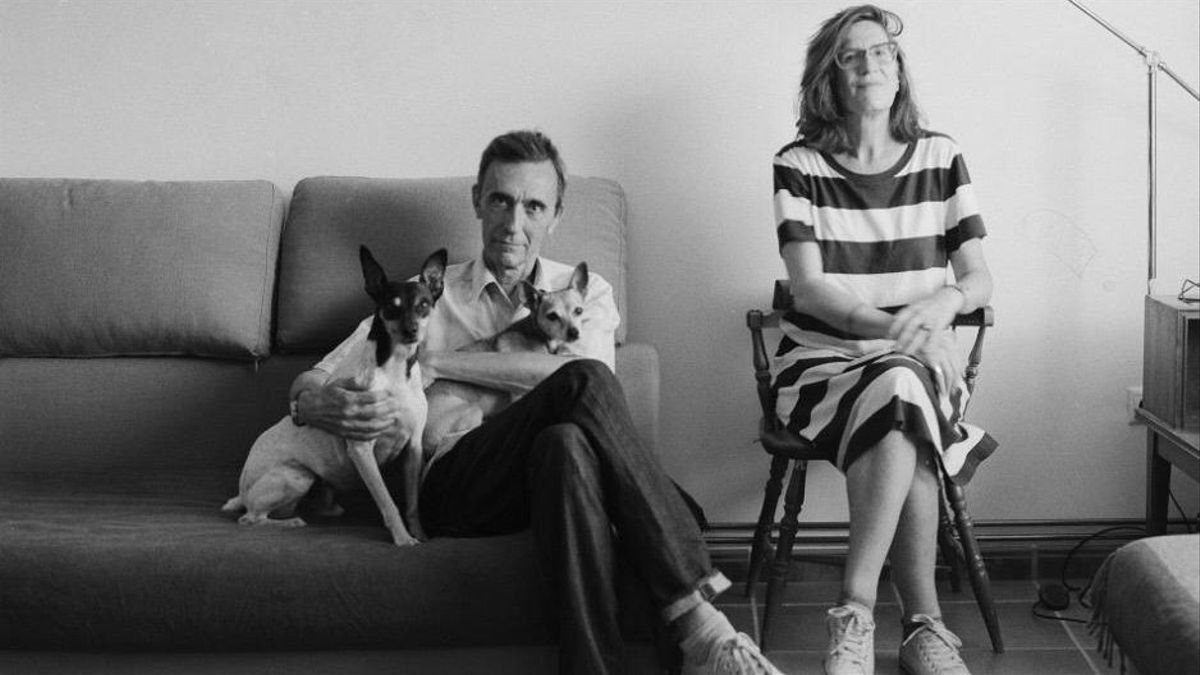 Juan, Ruth, Brando y Nica. Familia, septiembre de 2019