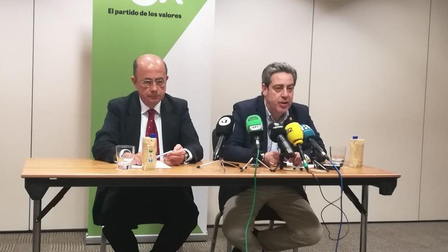 """Vox pedirá en Valencia el recuento manual de votos porque ve """"extraño"""" que haya """"demasiadas papeletas nulas"""""""