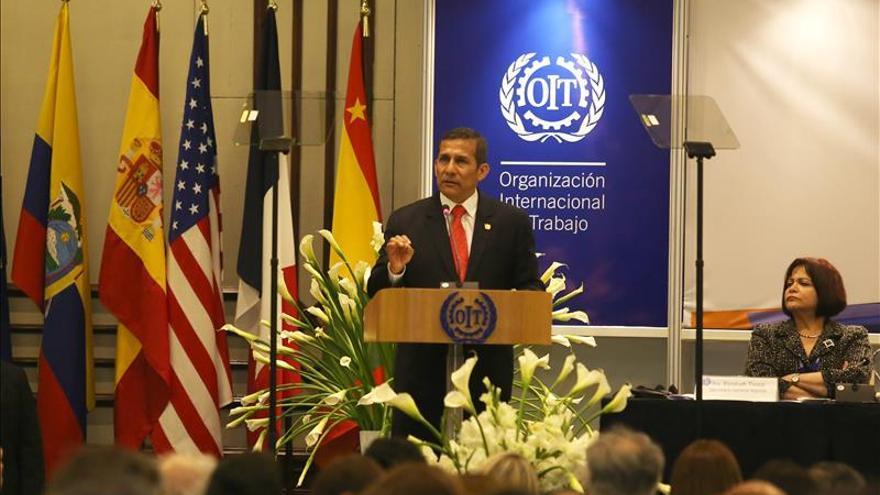 Humala evaluará con el presidente chino temas de interconexión en Suramérica