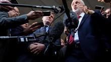 Corbyn anuncia que los laboristas respaldarán un segundo referéndum sobre el Brexit
