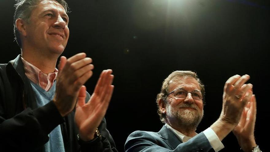 "Albiol: ""Rajoy ha hecho que Puigdemont se marche a mil kilómetros distancia"""