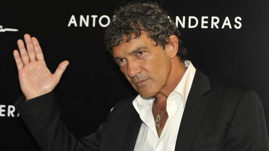 Antonio Banderas dará vida a uno de los mineros chilenos sepultados en 2010