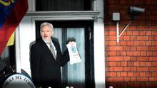 Assange publica sus declaraciones a la fiscalía