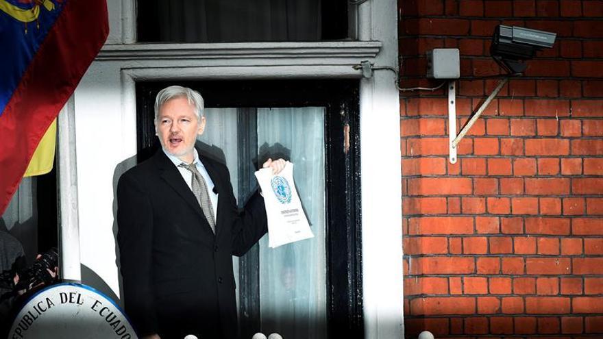 Assange apelará al Gobierno de Trump para zanjar la investigación criminal