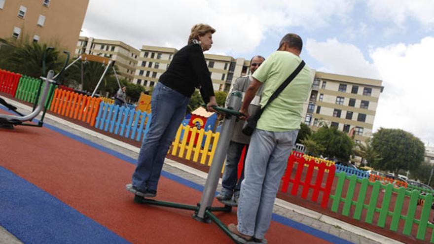 Del nuevo parque en La Ballena #1