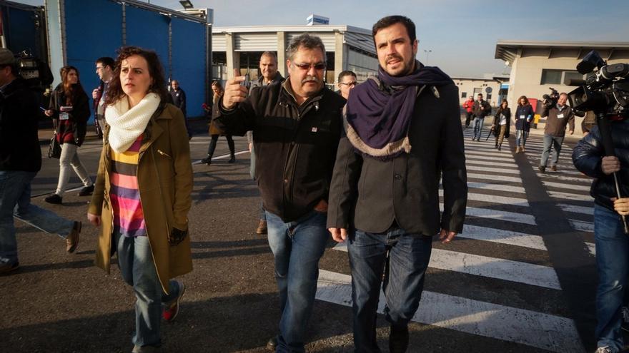 Garzón pide endurecer las incompatibilidades de los diputados para evitar casos como los de Arístegui y De la Serna